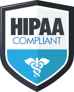 hippa compliant badge